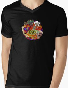 Of Montreal Album Art Mens V-Neck T-Shirt