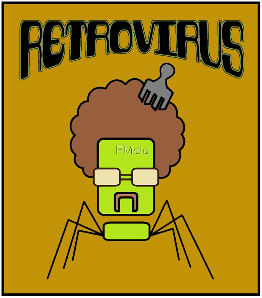 Retrovirus: old virus, new applications by FMelo