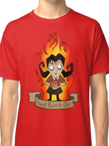 Willow, Don't starve Classic T-Shirt