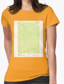 USGS Topo Map Washington State WA Termination Point 244235 1983 24000 T-Shirt