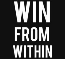 WIN FROM WITHIN... by LewisJamesMuzzy