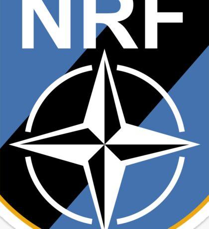 NATO Response Force Sticker