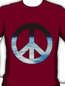 Peace - space. T-Shirt