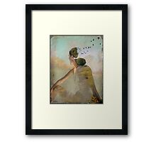 Summer Dreaming Framed Print