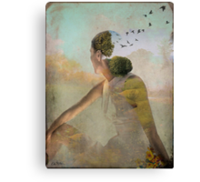 Summer Dreaming Canvas Print