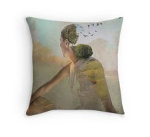 Summer Dreaming Throw Pillow