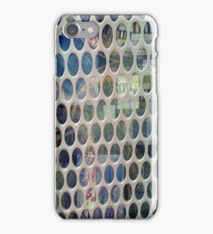 Behind The Wire iPhone Case/Skin