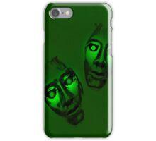 Stagnant Fluid iPhone Case/Skin