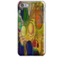 That Old Time Funny Feeling iPhone Case/Skin
