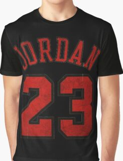 Jordan 23 Worn Graphic T-Shirt