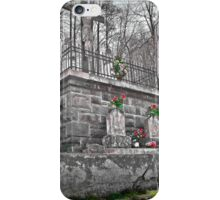 It Colors The Flowers  iPhone Case/Skin