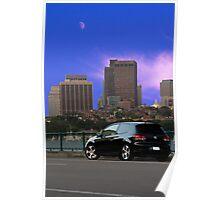 2011 VW GTI Poster