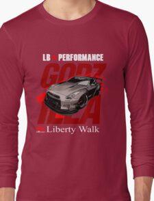 Liberty Walk GTR R35  Long Sleeve T-Shirt