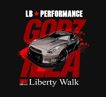 Liberty Walk GTR R35  Unisex T-Shirt