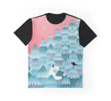 Tree Hugger Graphic T-Shirt