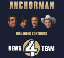 Anchorman 2 by hartmanjameson