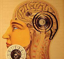 mechanical mind by Loui  Jover