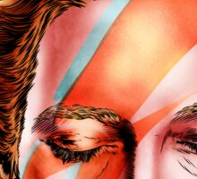 Tilda Swinton - Aladdin Sane Sticker