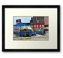 Urban Renewal Framed Print