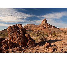 Cobra Mountain Photographic Print
