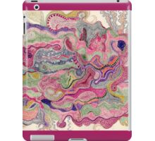 Splash, to the sea iPad Case/Skin