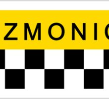 Gizmonics Custodial Uniform Sticker