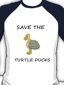 SAVE THE TURTLE DUCKS- AVATAR/LOK T-Shirt