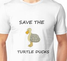 SAVE THE TURTLE DUCKS- AVATAR/LOK Unisex T-Shirt