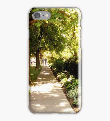 Stroll iPhone Case/Skin
