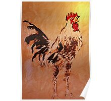 Rooster'... Poster
