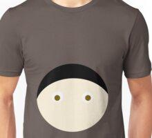 Black Hair Brown Eyed Boy Unisex T-Shirt
