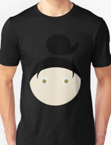 Black Hazel Eyed Girl T-Shirt
