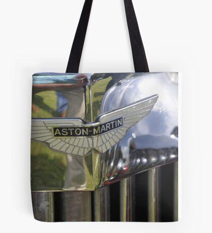 Aston Martin MK II S-C (1934) Tote Bag
