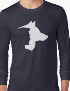 Derek Hale - Teen Wolf Long Sleeve T-Shirt