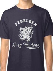 Ferelden Grey Wardens - Dragon Age Classic T-Shirt