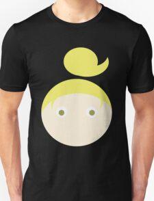 Blonde Hair Hazel Eyed Girl T-Shirt