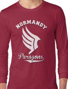 Paragons - Mass Effect Long Sleeve T-Shirt