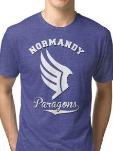 Paragons - Mass Effect Tri-blend T-Shirt
