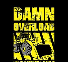 Wheel Loader by damnoverload