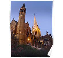 Sacred Heart Cathedral, Bendigo Poster