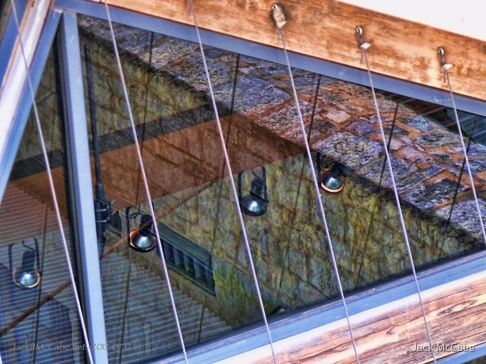 Down at Lady Bird Wildlife Auditorium - Austin Texas by Jack McCabe