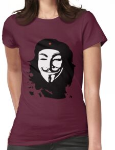 Che & V Womens Fitted T-Shirt