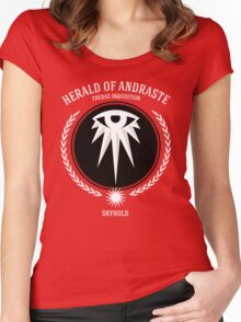Dragon Age - Herald of Andraste Women's Fitted Scoop T-Shirt