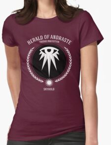 Dragon Age - Herald of Andraste Womens Fitted T-Shirt