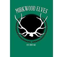 Mirkwood Elves Photographic Print