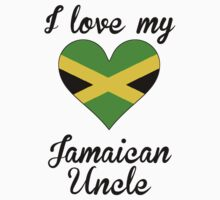 I Love My Jamaican Uncle by ReallyAwesome