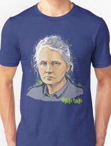 Marie Curie - Nobel Prize Winner Unisex T-Shirt