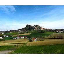 Austrian Countryside Outside Graz Photographic Print