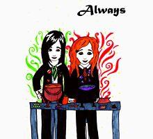 Severus Snape & Lily Evans ~ Always. Unisex T-Shirt