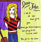 Dear John ~ Taylor Swift by LittleMizMagic